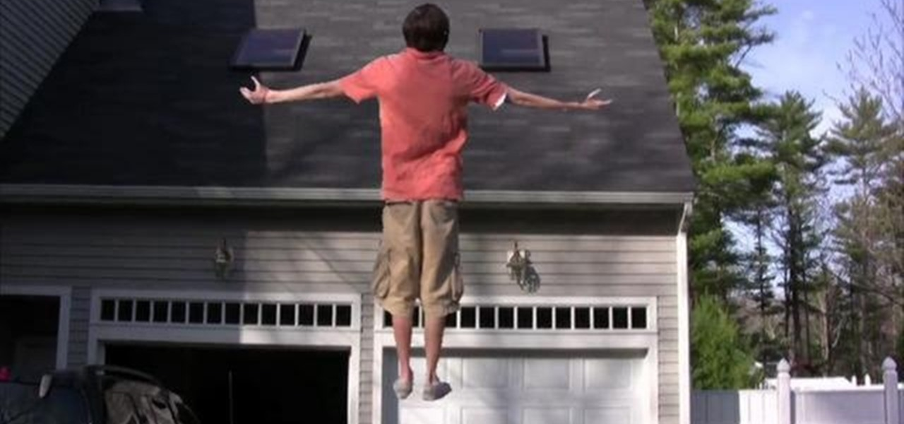 How to Levitate « Prop Tricks :: WonderHowTo