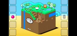 Win the Grow Cube Flash game