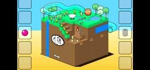 Win the GrowCube Flash game