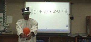 Balance an easy chemical equation