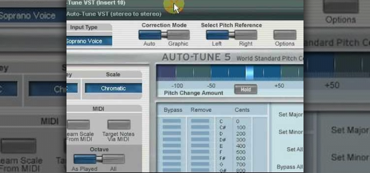 How to Use vocal effects and auto-tune in Fruity Loops