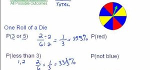 Understand basic probability with examples