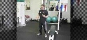Do a perfect Bulgaria split squat
