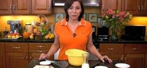 Make delicious cornbread