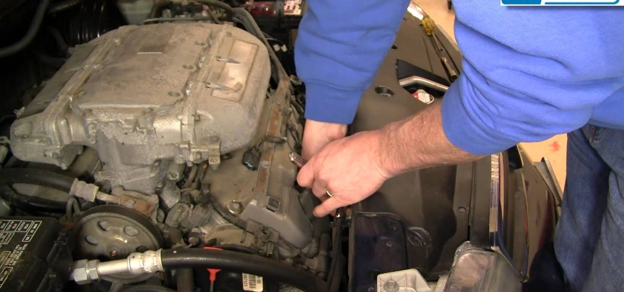 Install an Engine Ignition Coil in a 99-04 Honda Odyssey