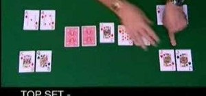 Play basic poker