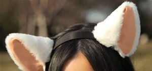 Wiggling Cat Ears with Brainwaves