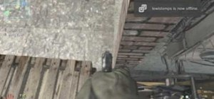 Do Favela glitches and tricks in Modern Warfare 2