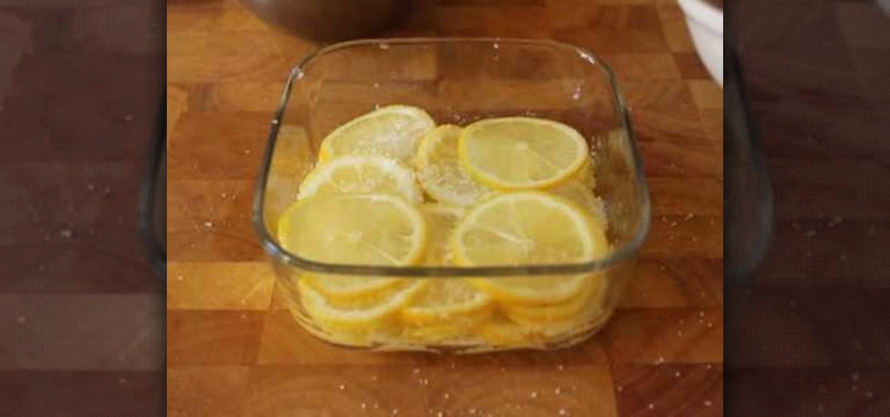 How To Make Thomas Keller S Cured Preserved Lemons At Home