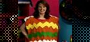 Make a Cinco de Mayo Serape poncho
