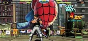 Marvel vs Capcom 3 Gameplay