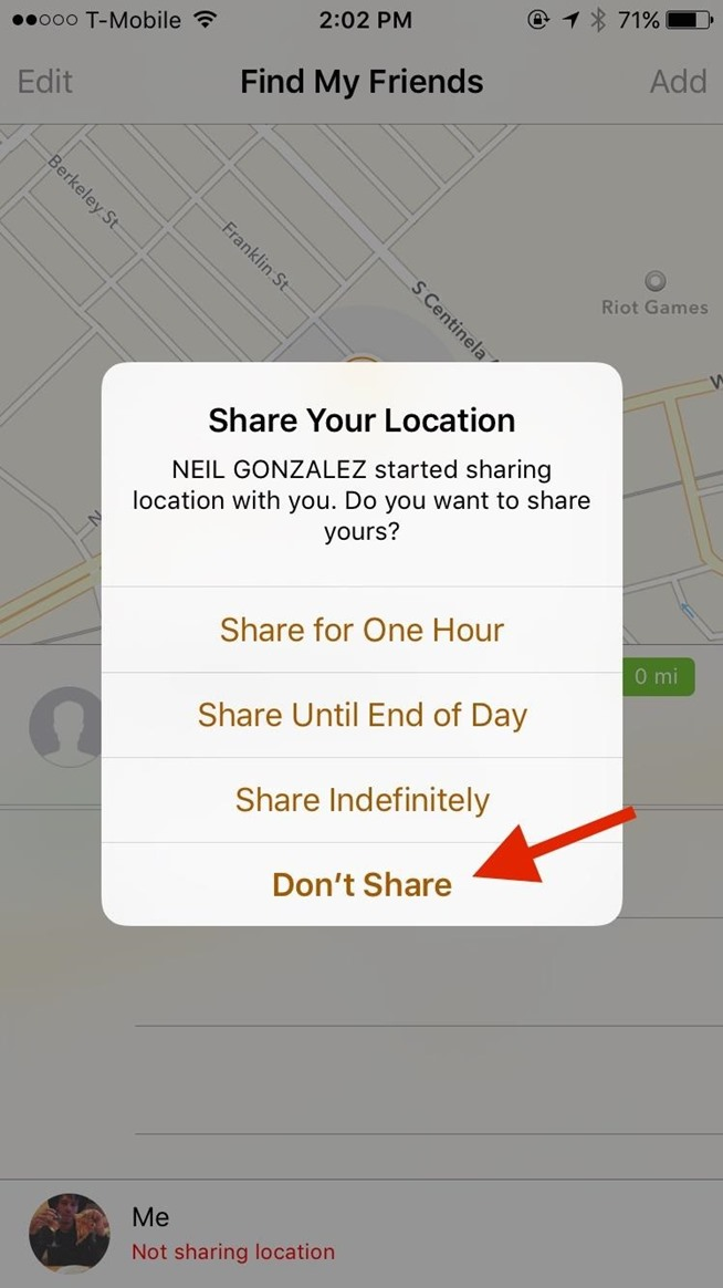 can you track someones iphone how to secretly track someone s location using your iphone 16764