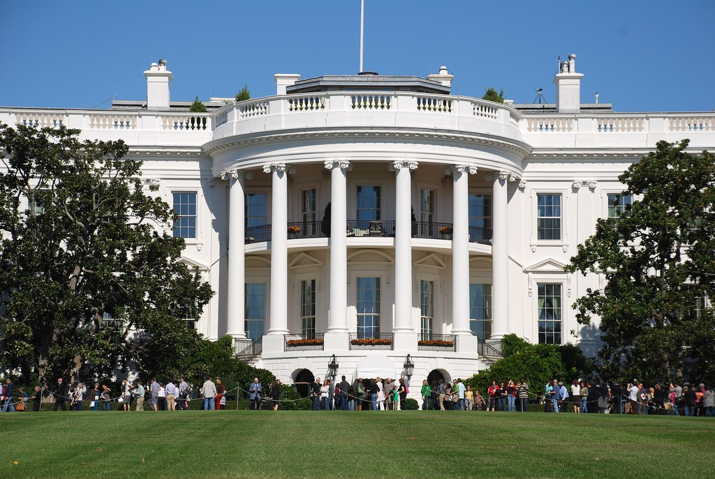 Stay at the White House in This Week's Replication ...