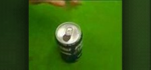 Make an empty can full again