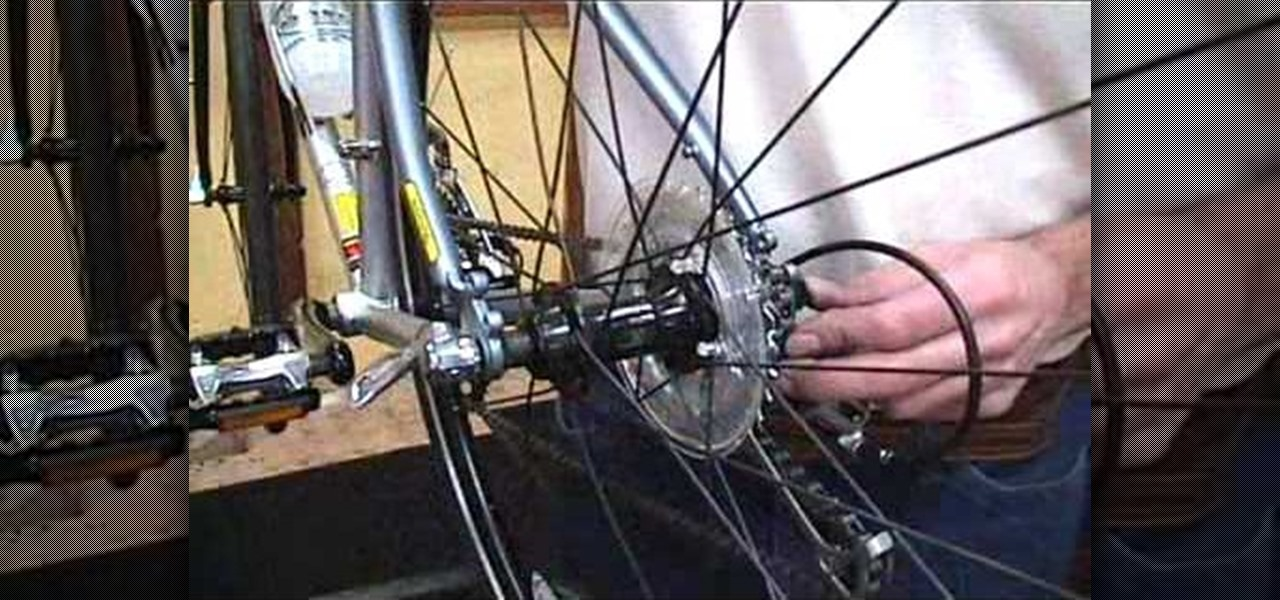 How to Remove & install a rear bicycle wheel « Bicycle :: WonderHowTo