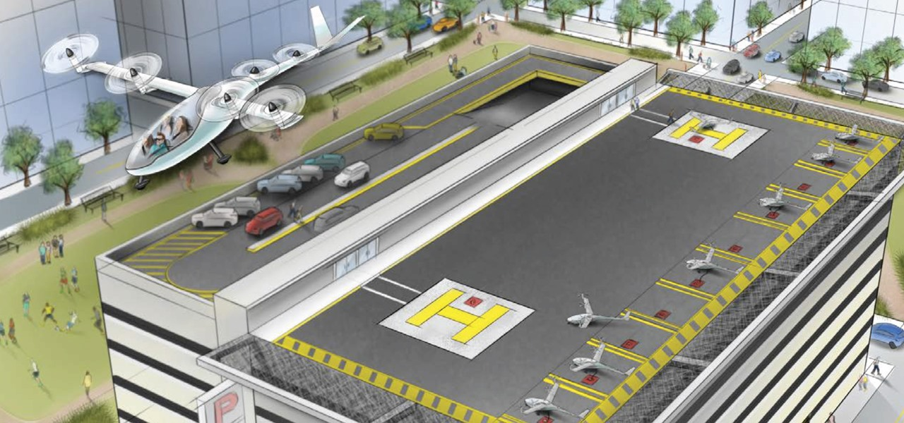 Uber's Next Big Step Is Convincing You to Fly