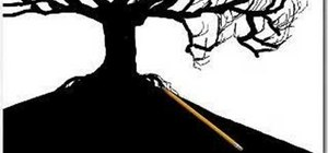 Draw a tree using an additive method