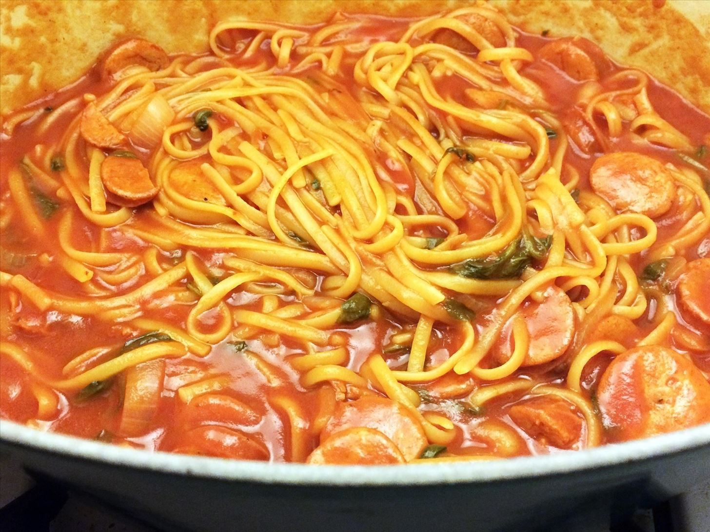 How to Make One-Pot Pasta That Doesn't Suck