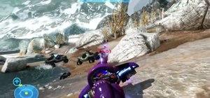 Walkthrough mission 3 - New Alexandria in Halo: Reach on the Xbox 360