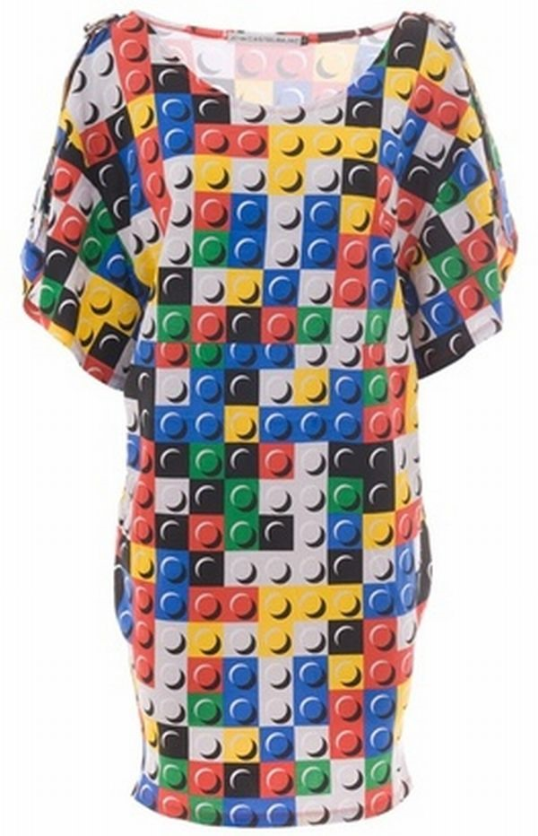 The LEGO Dress