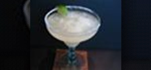 Make an easy margarita with lime mix, tequila, Triple Sec & Mexican beer