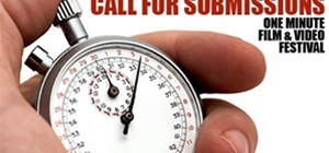 1 MINUTE FILM FESTIVAL - Call for Submissions
