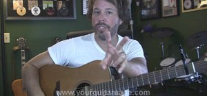 """Play Michael Buble's """"Haven't Met You Yet"""" on the acoustic guitar"""