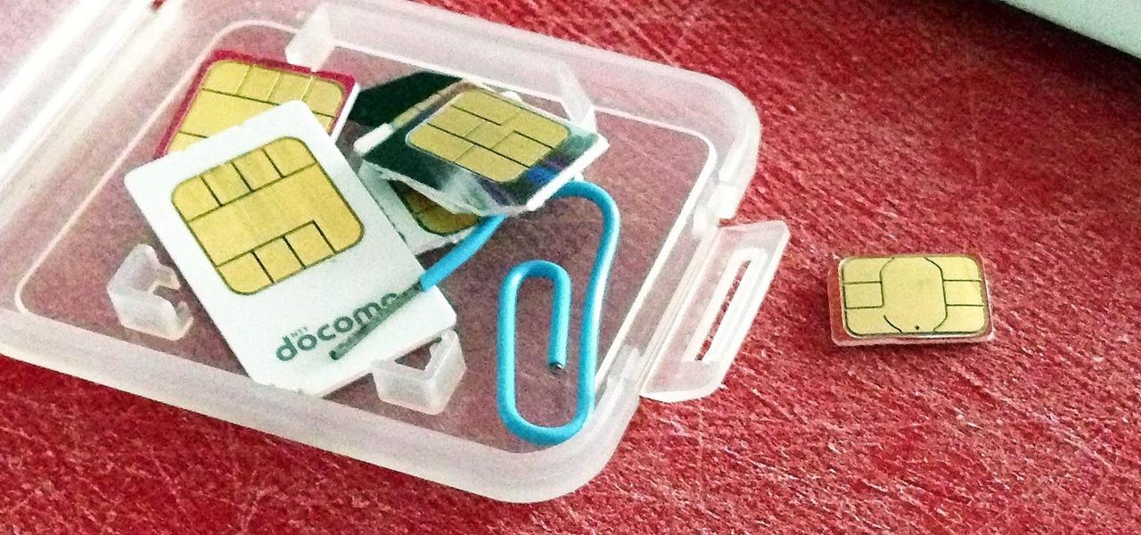 nano sim in micro slot