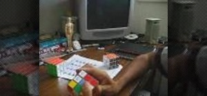 Solve the Rubik's Cube with the LBL method