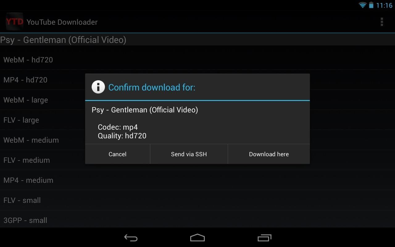 Youtube Video Downloader For Android Tablet Free Download