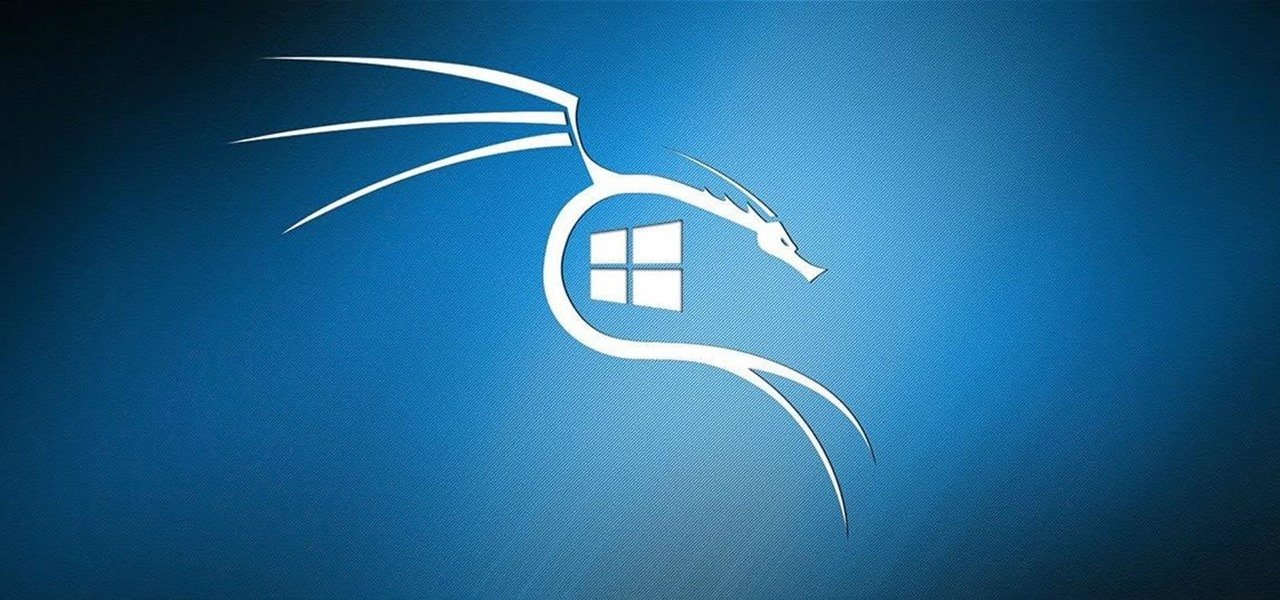 How to Run Kali Linux as a Windows Subsystem « Null Byte :: WonderHowTo