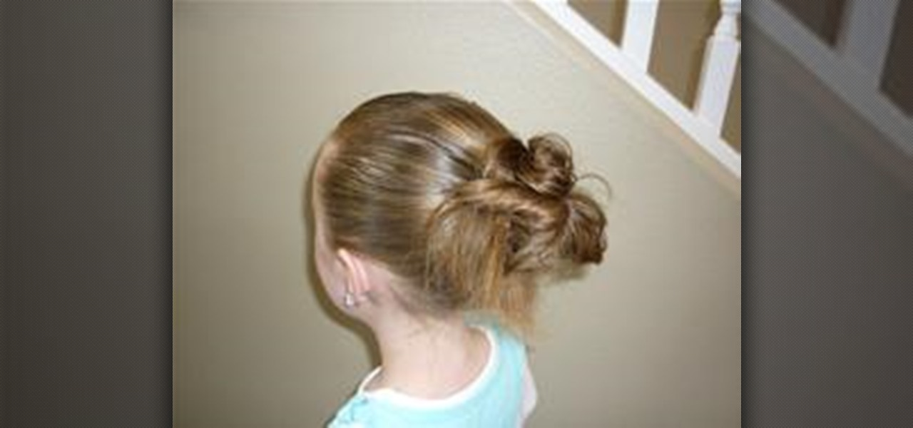 How To Make A Messy Bun Hairstyling Wonderhowto