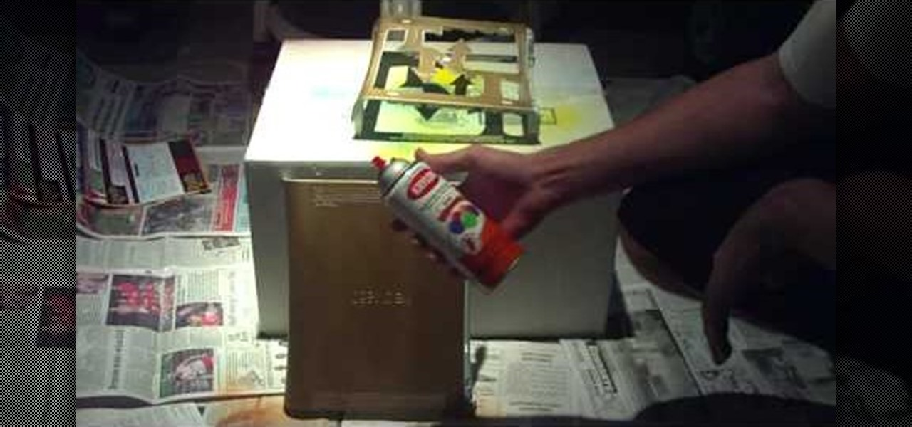 Xbox 360 Console Covers How to Paint your XBox...