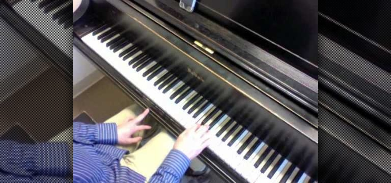 How To Play An Easy Version Of Fireflies By Owl City On Piano