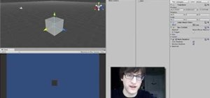 Master object creation, scripting, and other basics of making games in Unity3D