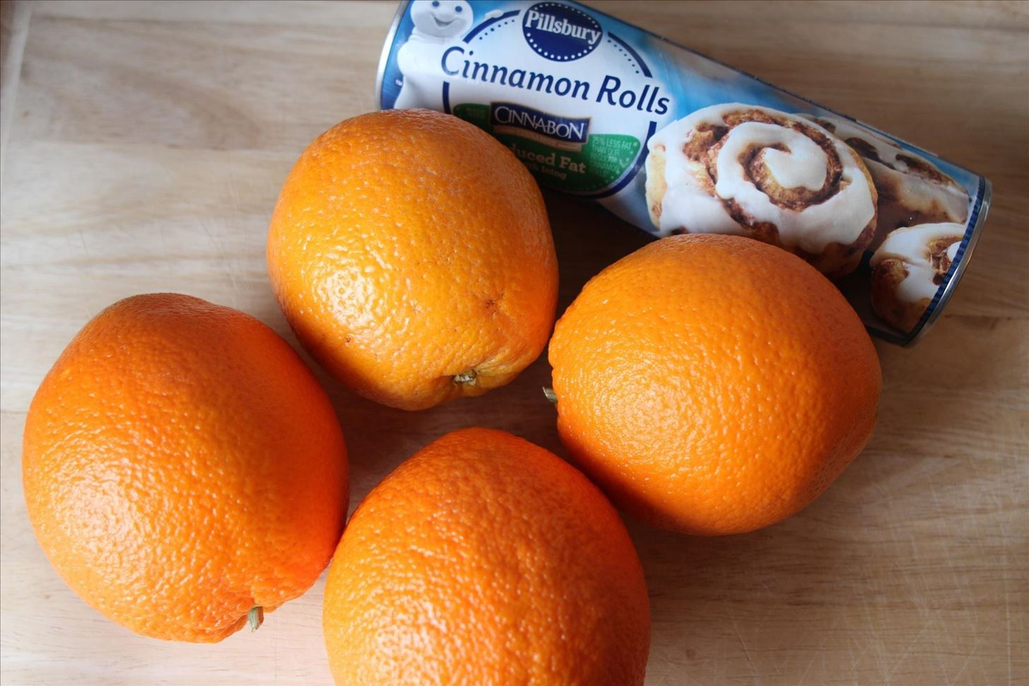 How to Bake or Grill Cinnamon Buns in Orange Peels