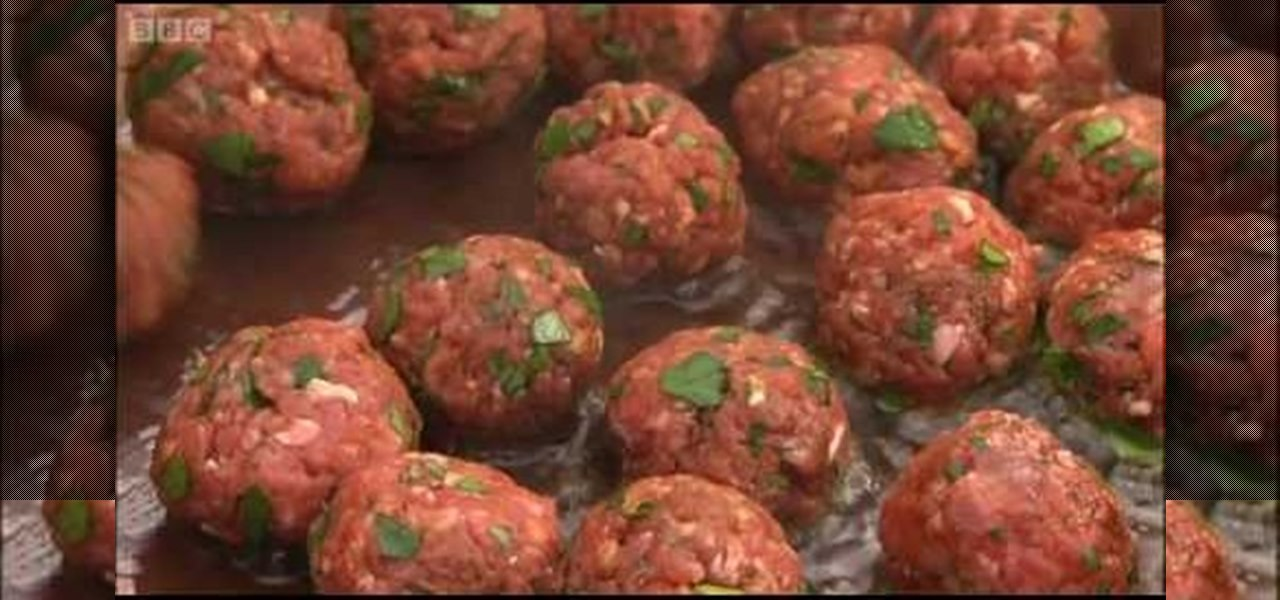 How To Make Moroccan Spicy Meatballs W Bbc Rick Stein Cooks