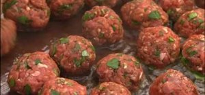 Make Moroccan spicy meatballs w/ BBC Rick Stein Cooks