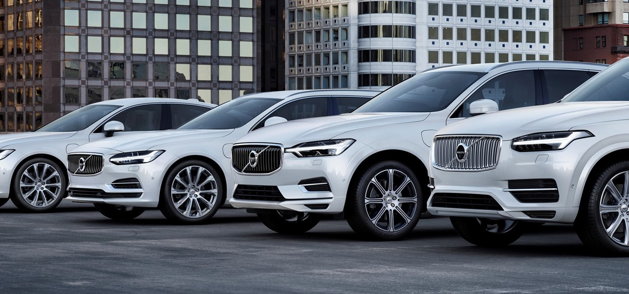 Volvo Goes All-Electric, Joins Full-Court Press Against Tesla
