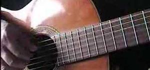 Play bossa nova like João Gilberto