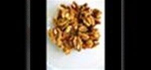 Make Qatayef Middle Eastern pancakes