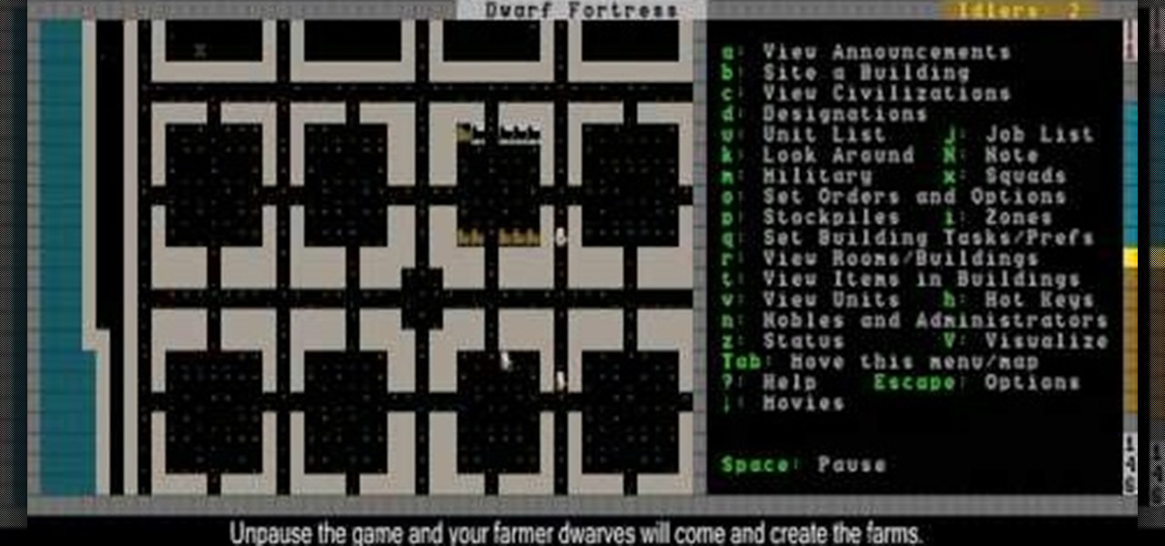 How To Build Bedrooms Farms And Stairs In Dwarf Fortress PC - Dwarf fortress bedroom design