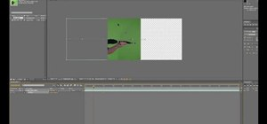 Animate layers and text in Adobe After Effects CS5