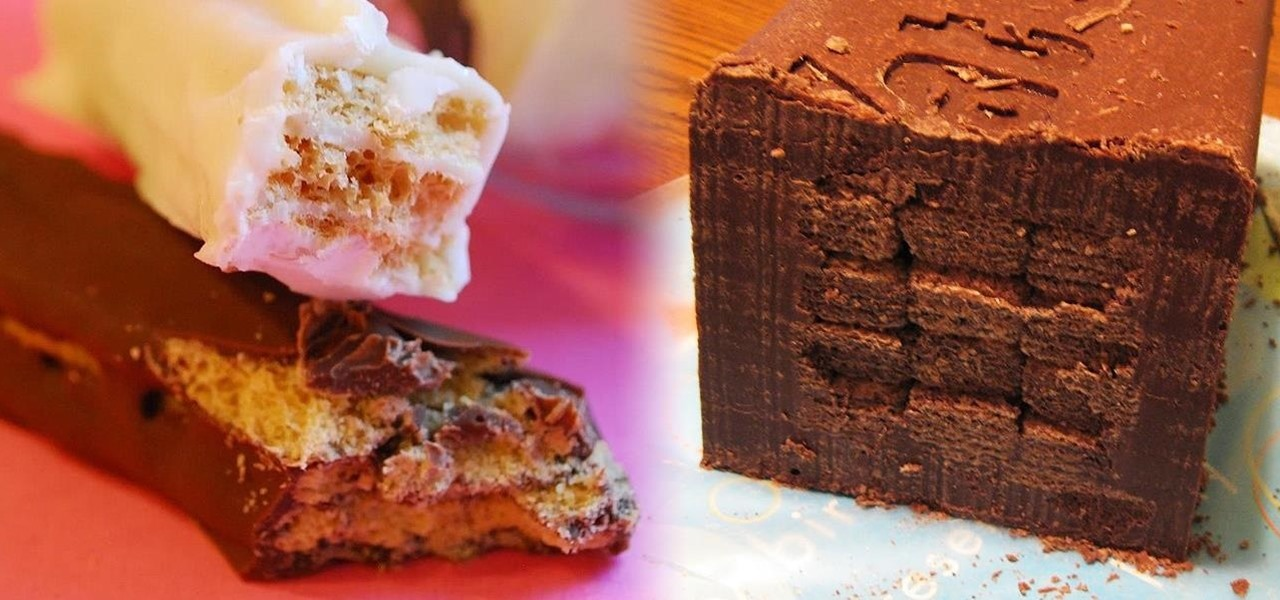 How to Make Homemade Kit Kat Bars in Any Flavor, Color, or Size You Want