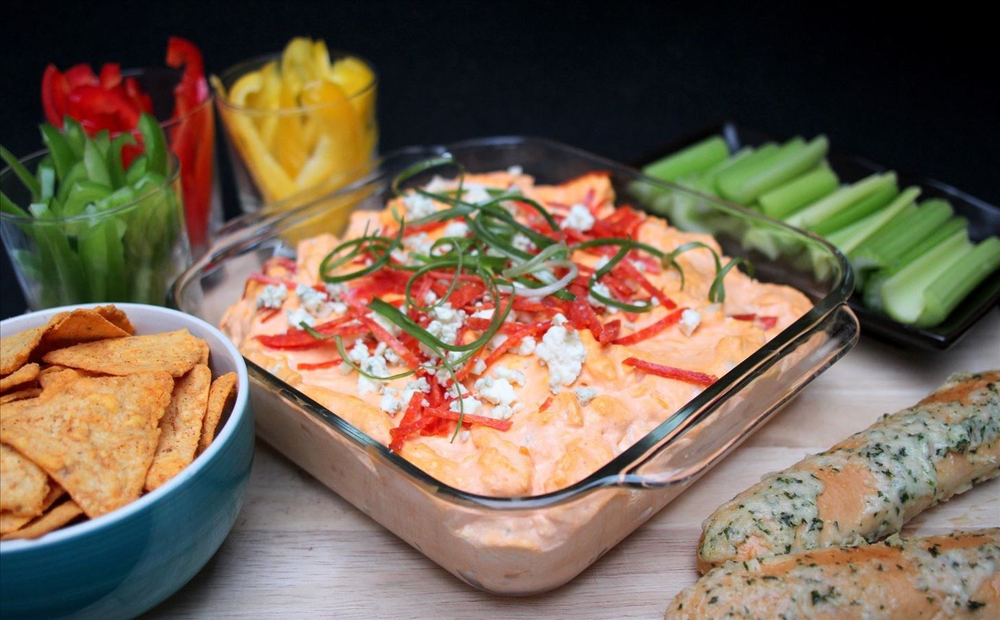 Buffalo Chicken Pizza Beer Dip: The Ultimate Super Bowl Party Snack