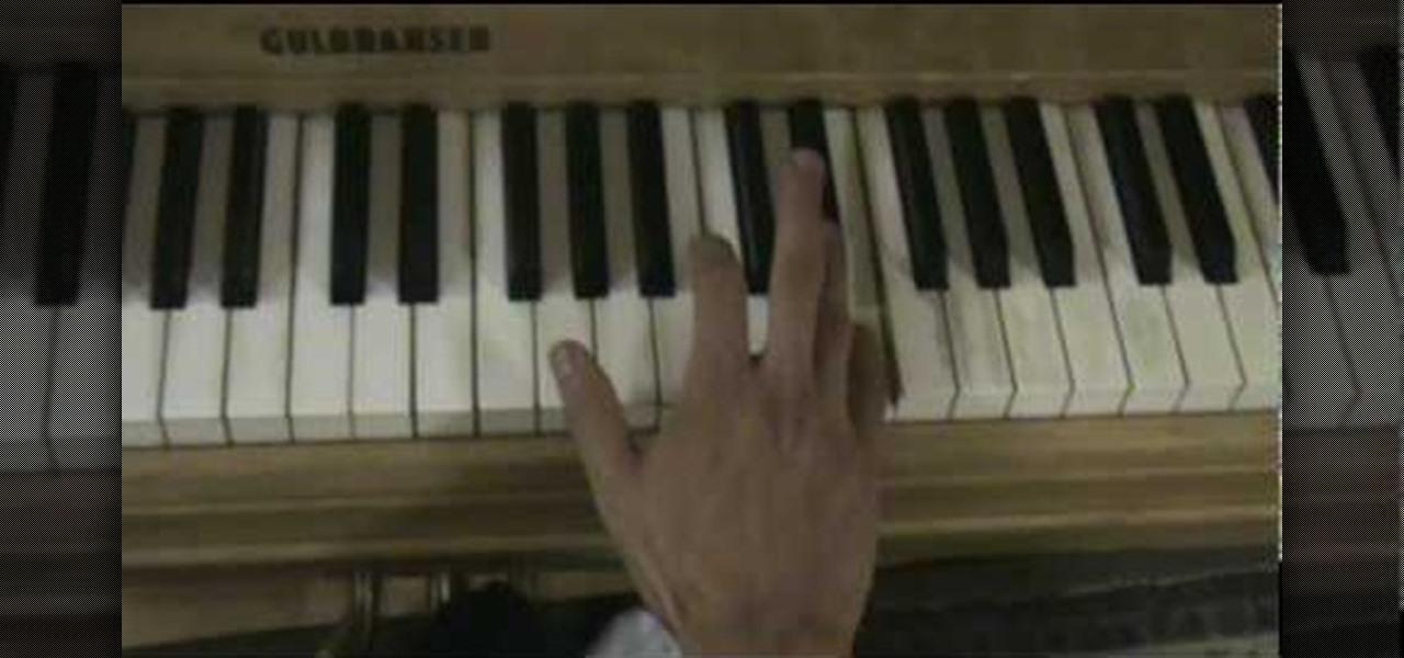 How To Play Vanilla Twilight By Owl City On The Piano Piano