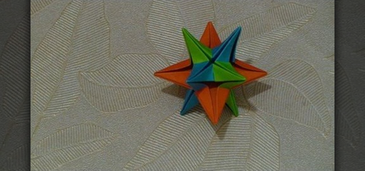 Large STAR OF DAVID Money Origami by Vincent-the-Artist on Zibbet | 600x1280