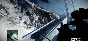 Find 24 M-COM Stations in Battlefield: Bad Company 2