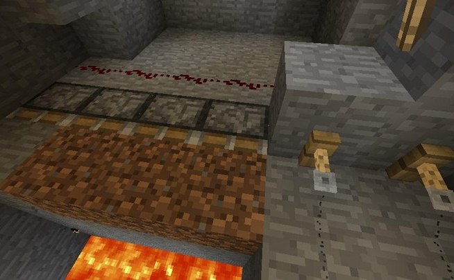 how to make a tripwire in minecraft ps3
