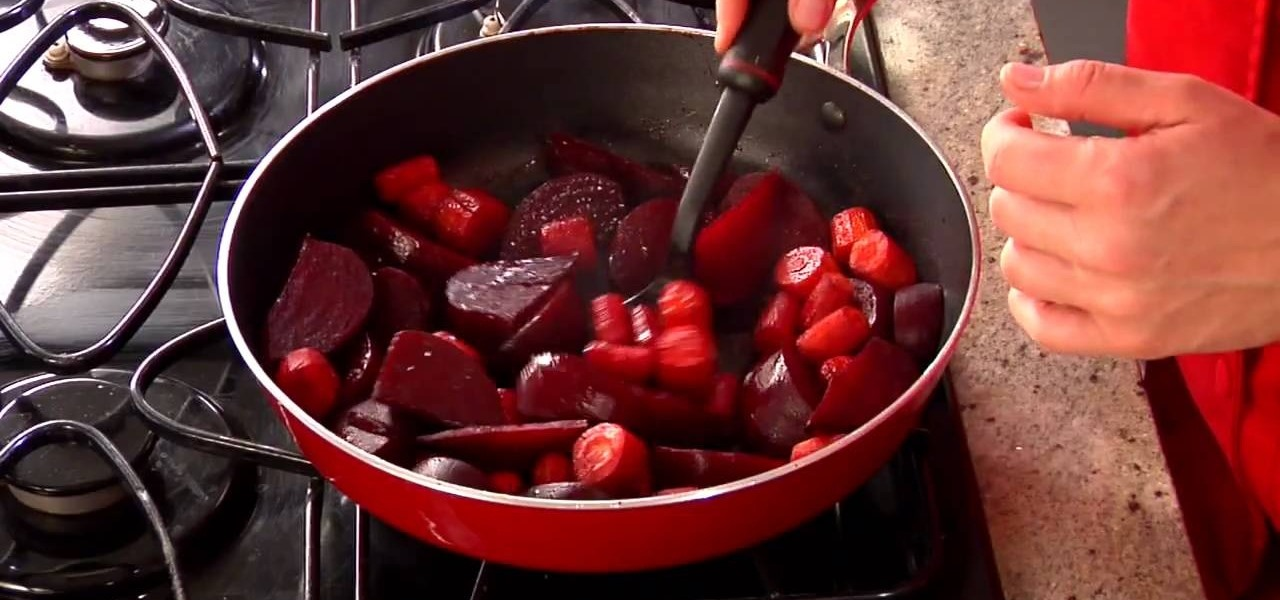 How To Cook Roasted Balsamic Honey Glazed Carrots Amp Beets